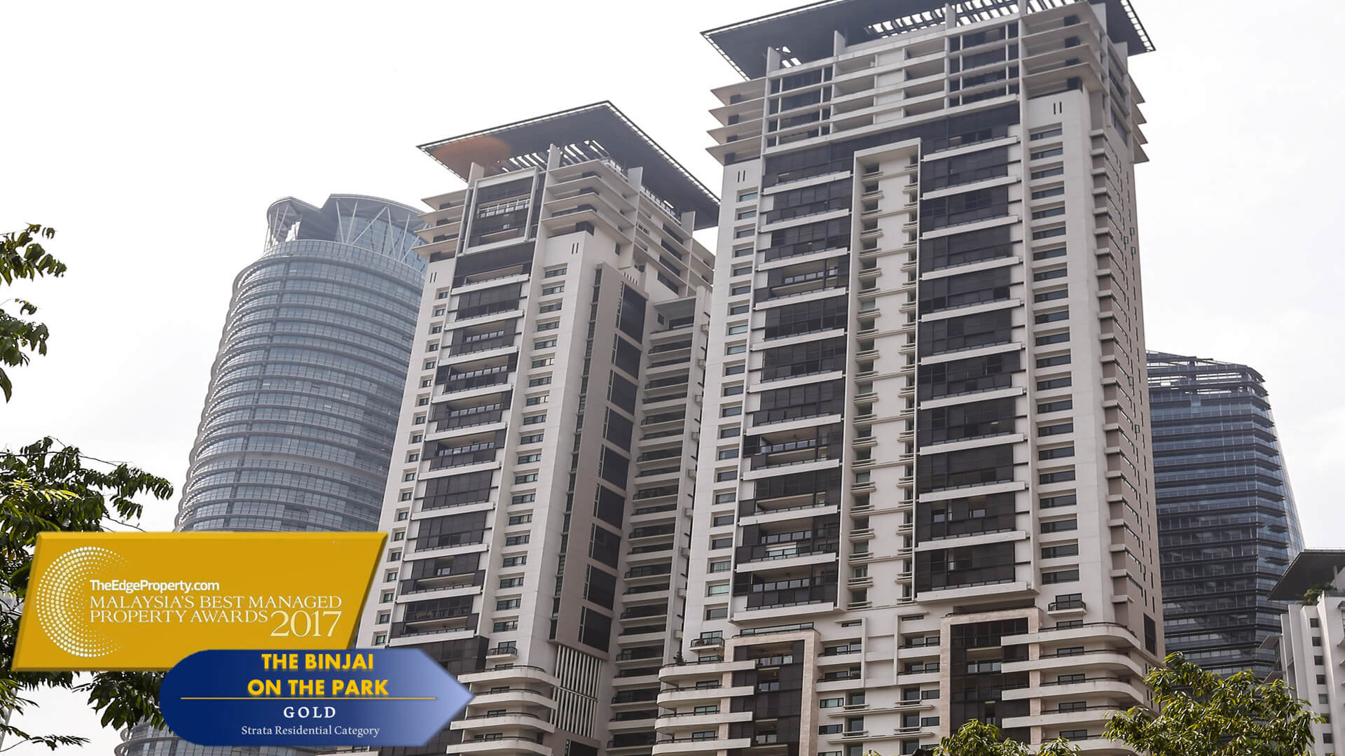 2017 Edgeprop - 1 Gold (The Binjai On the Park)
