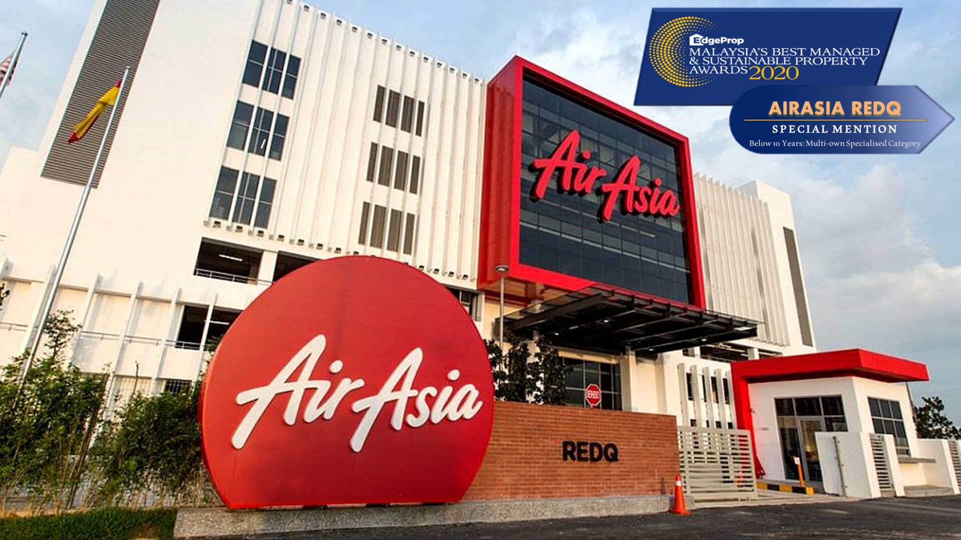 2020 Edgeprop - Special Mention (AirAsia)